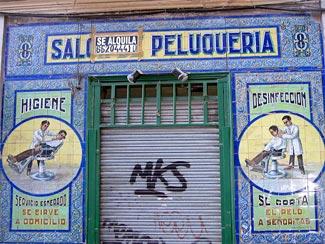hairdresser for sale in madrid
